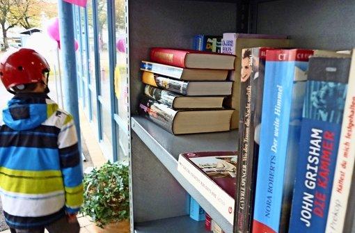 Eine öffentliche Bibliothek für den Bezirk