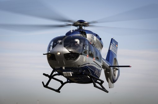 Nebel verhindert Hubschrauberstart