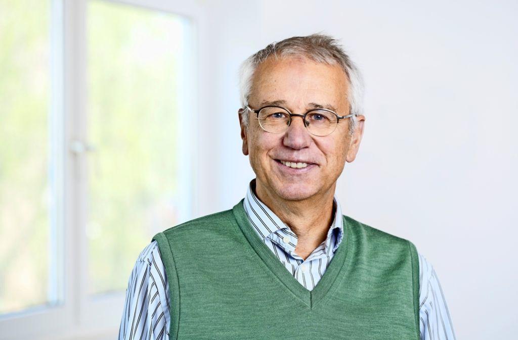 Dieter Overath ist ein Experte für Fair-Trade-Städte. Foto: privat