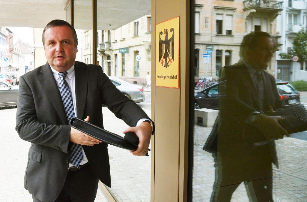 Stefan Mappus wird wohl kein Geld vom Land erhalten für die Anwaltskosten. Foto: dpa, Archivbild