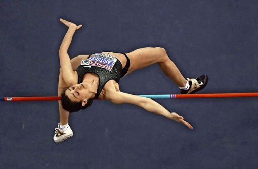 Mariya Lassizkene: Auf dem Sprung über 210 Zentimeter