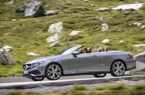 Energieminister trauert jetzt schon um Daimler-Diesel
