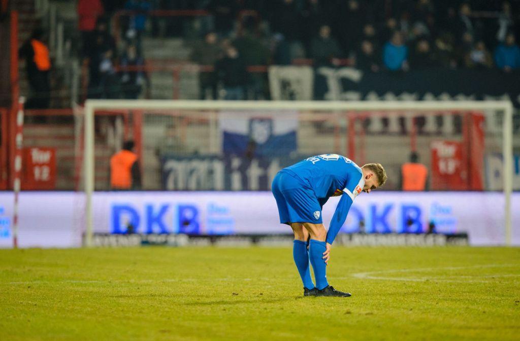 Letzter Ausweg Österreich: Das ehemalige VfB-Talent Alexander Merkel versucht einen Neuanfang. Foto: dpa