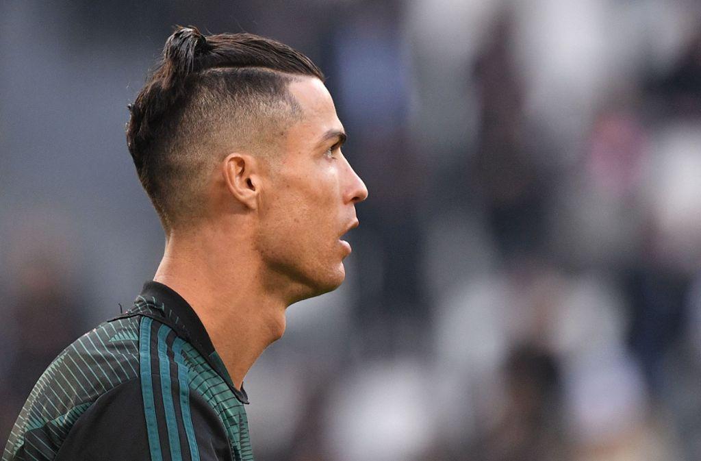 Ronaldo Frisur