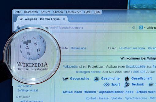 Wie eine Stuttgarterin gegen ihren Wikipedia-Eintrag  kämpfte