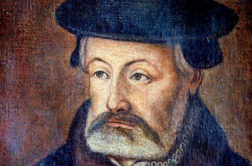 Luthers Mann in Süddeutschland