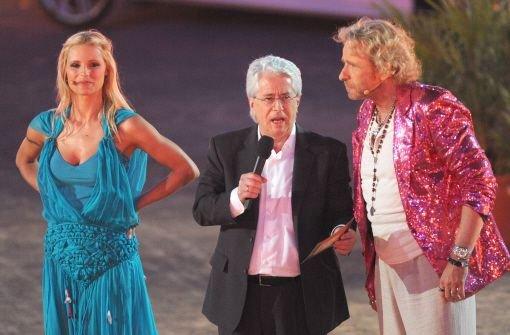 Letzte Show mit Elstner und Gottschalk
