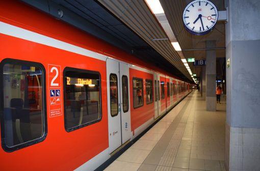 Tiefgelegte S-Bahn soll Platz für Wohnungen schaffen