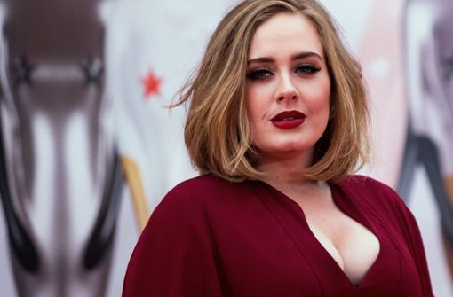 """Adele spricht von """"hartem Jahr"""""""