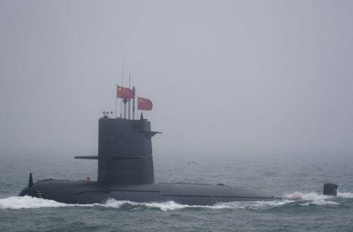 Die Angst vor China nimmt zu