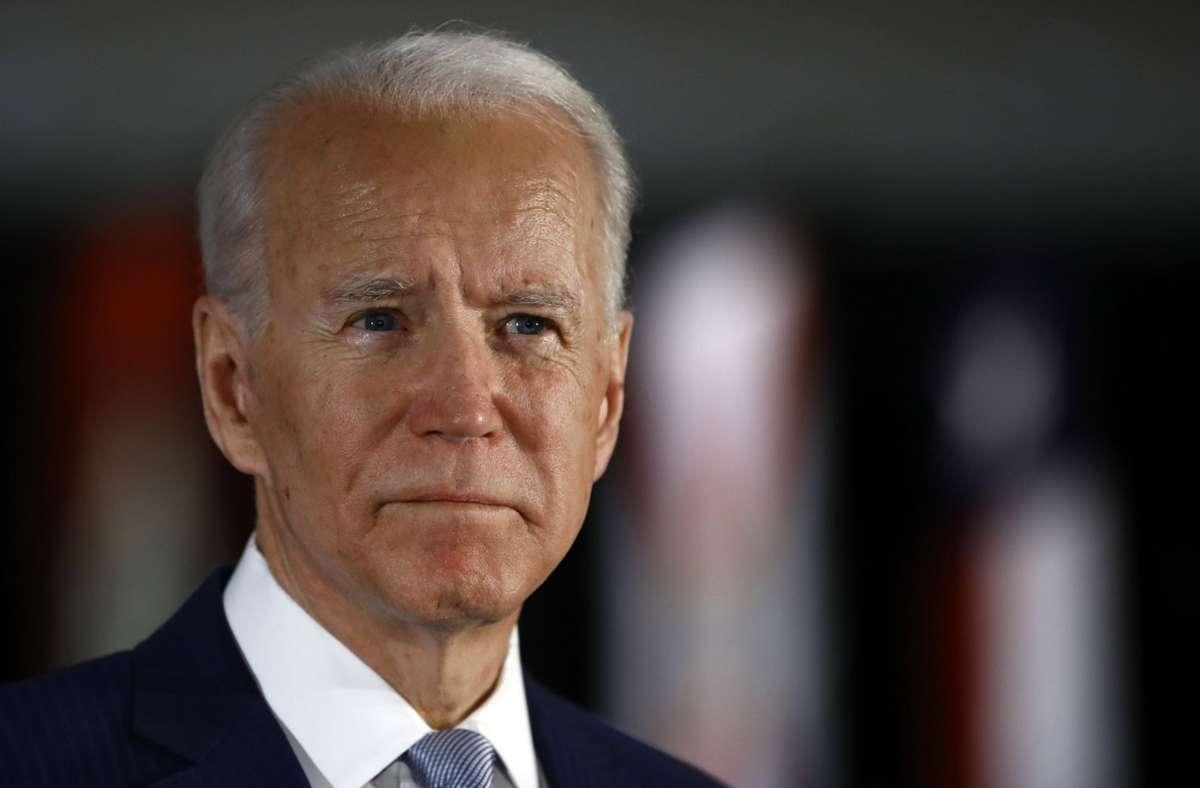 Joe Biden wird seine Rede zur Nominierung im US-Bundesstaat Delaware halten. (Archivbild) Foto: dpa/Matt Rourke