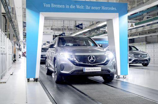 Klimaziele bringen  Daimler unter Druck