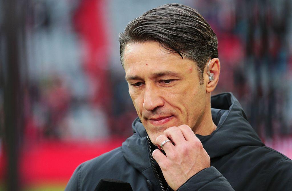 Niko Kovac hat seine Aussage über Thomas Müller revidiert. Foto: Pressefoto Baumann/Alexander Keppler