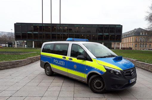 """""""Bedrohungslage"""" – Polizeieinsatz am Landtag"""