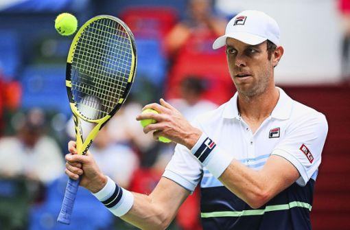 Der Tennisprofi und die Nachtschicht