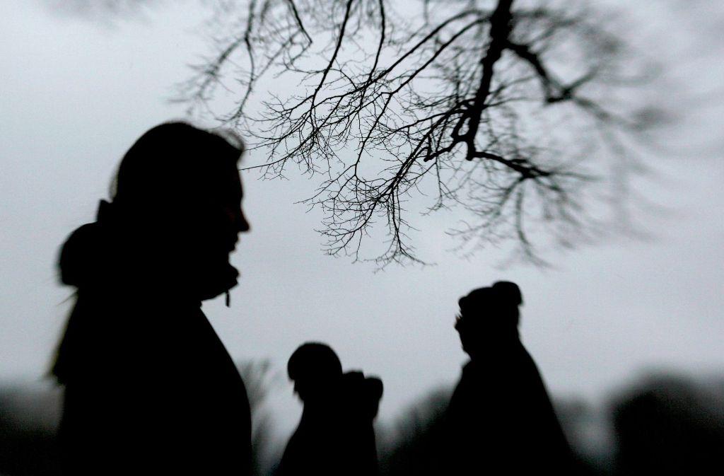 Mehr als jeder fünfte Deutsche erkrankt an einer Depression. (Symbolfoto) Foto: dpa