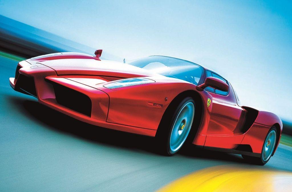 Ästhetische Aufnahmen von schnellen Autos sind zu sehen. Foto: Günther Raupp/privat