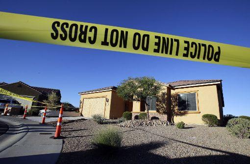 Polizei findet weitere Waffen im Haus des Schützen
