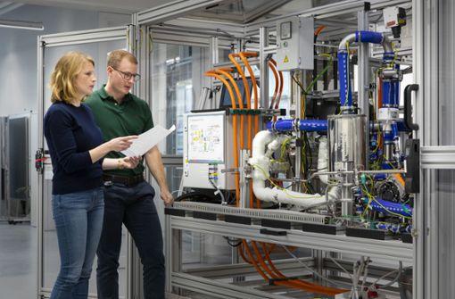 Bosch legt sich nicht auf  eine Technologie fest