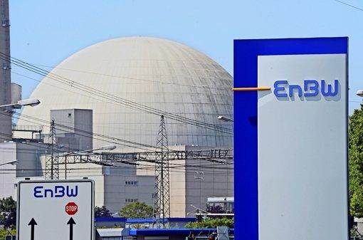 Philippsburg – der Block I steht seit 2011 still; die EnBW  will dafür Entschädigung. Foto: dpa