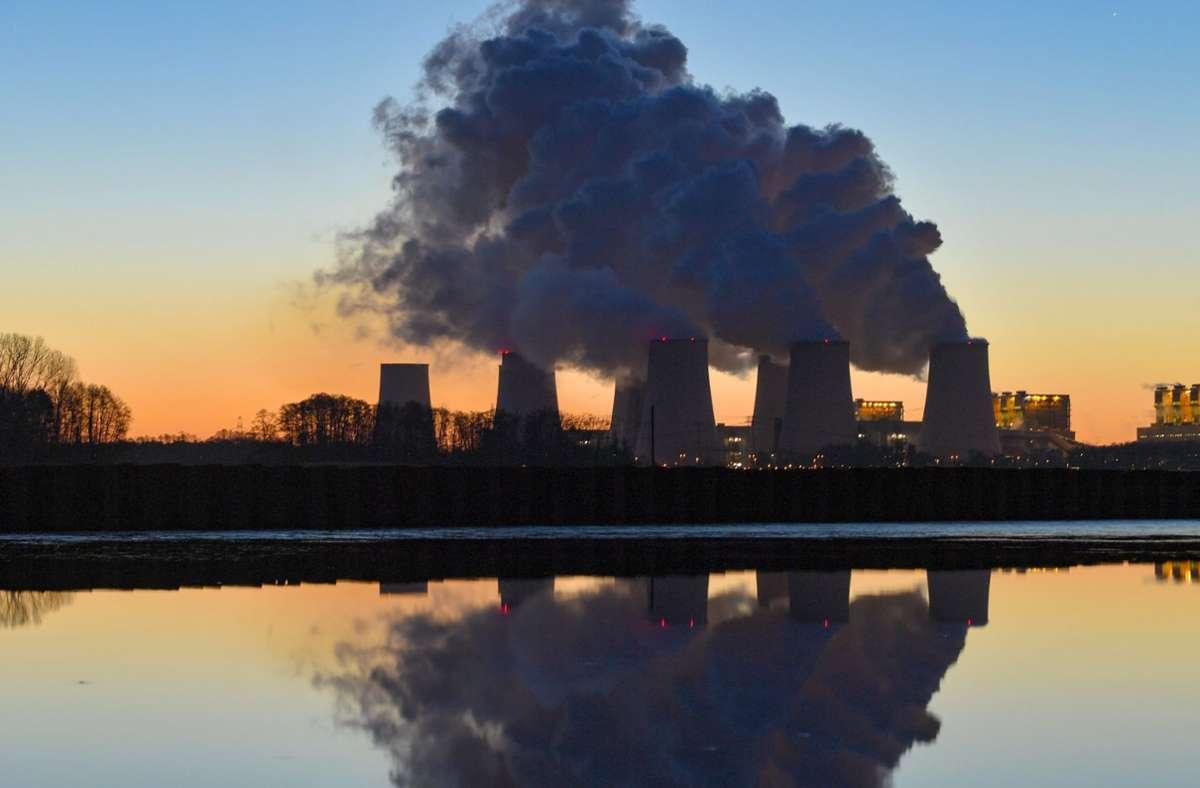 Die Vorbereitungen für den deutschen Kohleausstieg kommen voran. (Symbolbild) Foto: dpa/Patrick Pleul