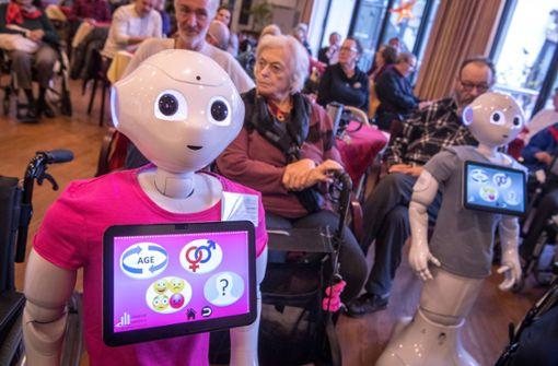 Digitale Pflege ist keine Zukunftsmusik