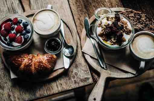 Diese Cafés im Kessel liefern und bieten Takeaway