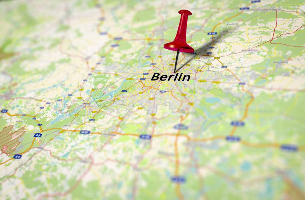 Berlin ist die Hauptstadt von Deutschland. Foto: imago images / blickwinkel/McPHOTO/M. Gann