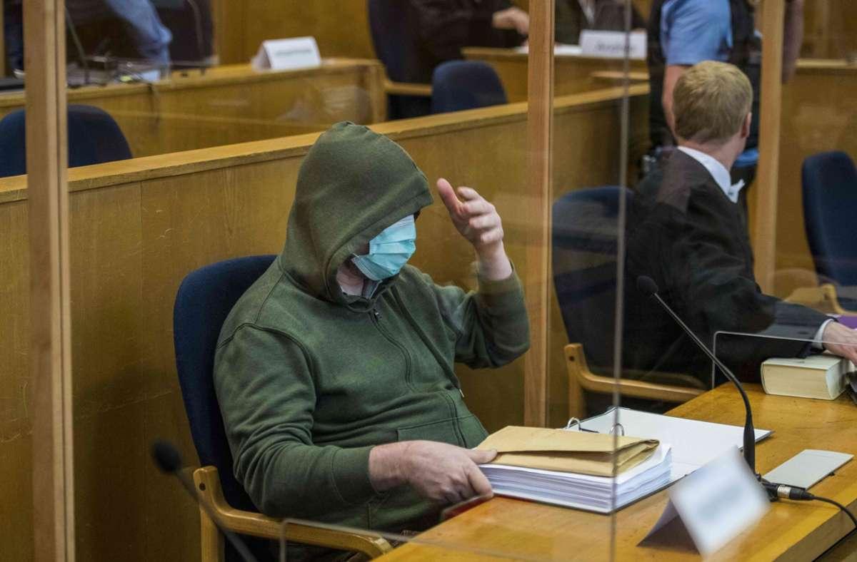 Markus H. wird aus der Untersuchungshaft entlassen. Foto: AFP/THOMAS LOHNES