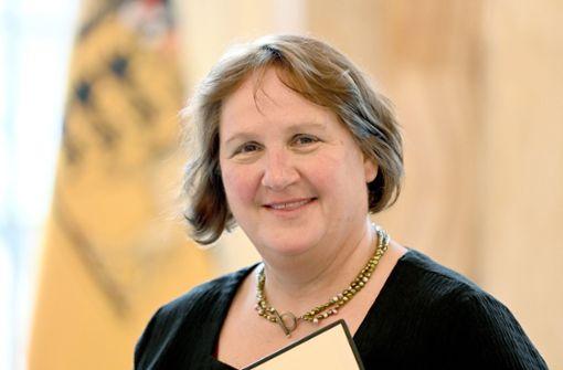 So lief Theresa Schoppers Einstand bei der Kultusministerkonferenz