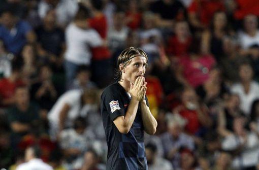 Debakel für Kroaten in Spanien - Island kassiert nächste Niederlage