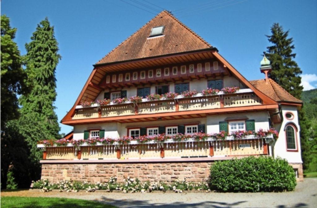 Das Hansjakob-Museum in Haslach im Kinzigtal– hier hat  man die kritische Auseinandersetzung mit Heinrich Hansjakob nicht gescheut. Foto: StZ