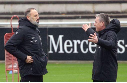 Co-Trainer Rainer Widmayer und der VfB gehen getrennte Wege
