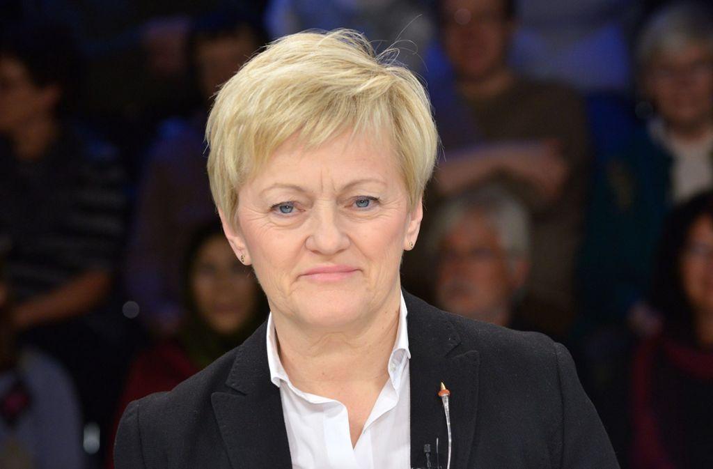 Die Grünen-Abgeordnete Renate Künast zog wegen Hass-Kommentaren auf Facebook vor Gericht. Foto: picture alliance / /Karlheinz Schindler