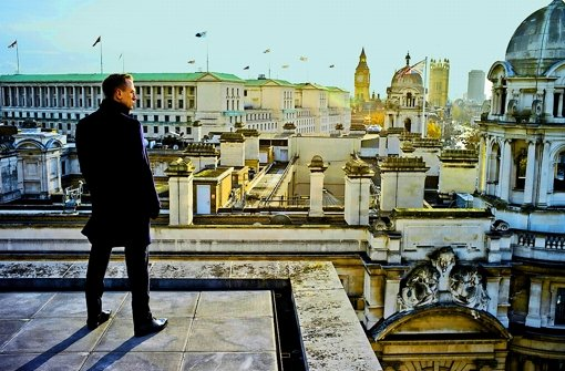 007 nimmt Abschied von der Vergangenheit