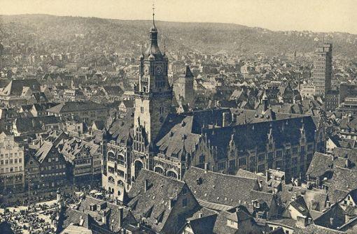 Sehnsucht nach vergangenen Schönheiten der Stadt