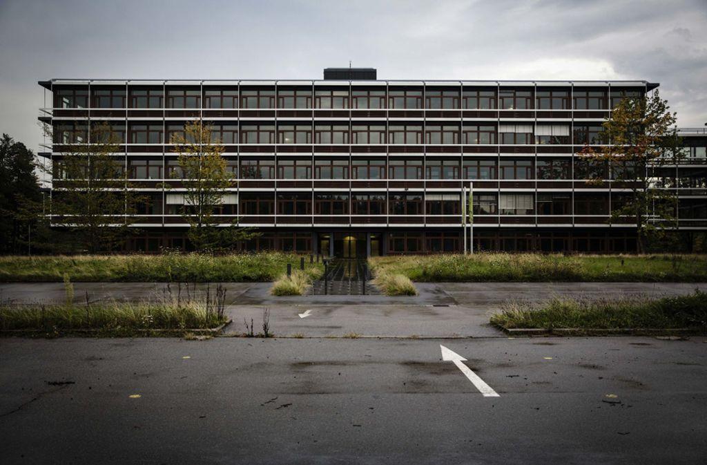 Hier  auf dem früheren IBM-Areal in Vaihingen könnte interimsweise für etwa fünf Jahre ein Gründerzentrum entstehen. Foto: