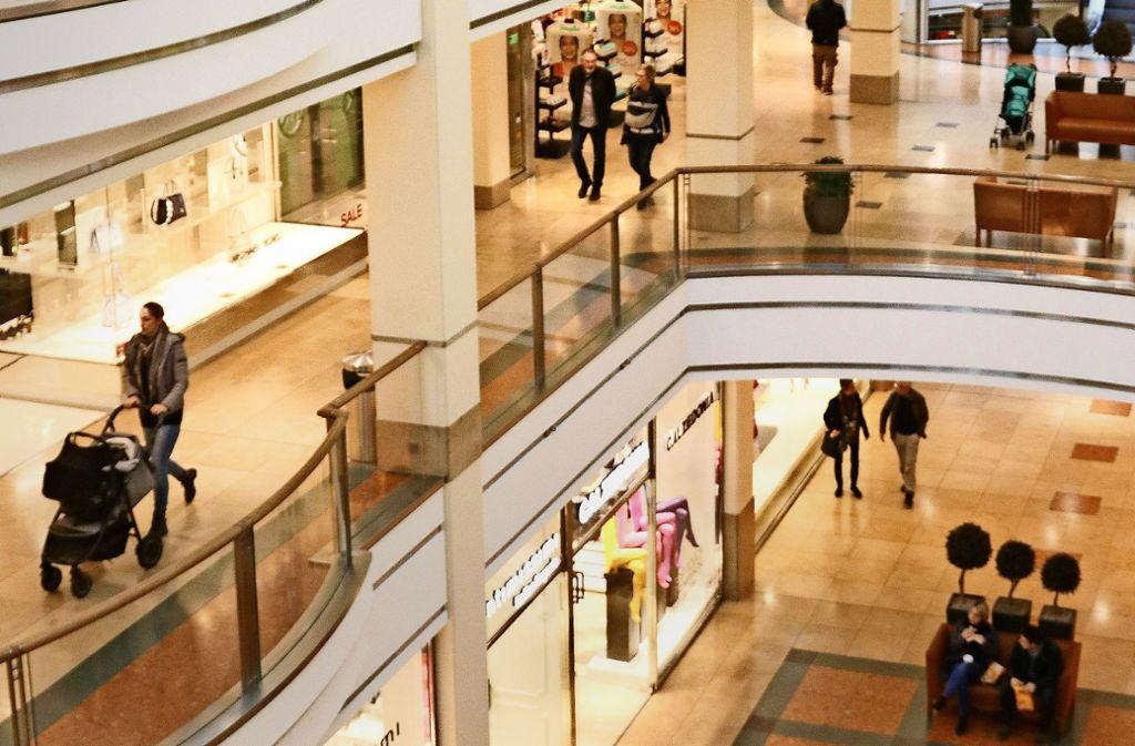 Die Kaufkraft in der Region Stuttgart ist groß. Doch davon profitiert nicht nur der stationäre, sondern immer mehr auch der Online-Handel. Foto: factum/Granville