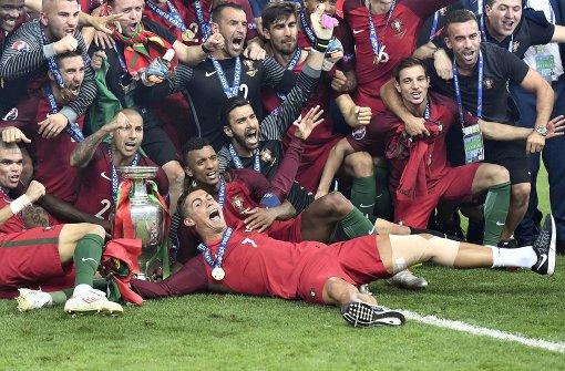 """Ronaldo: """"Einer der glücklichsten Momente meines Lebens"""""""