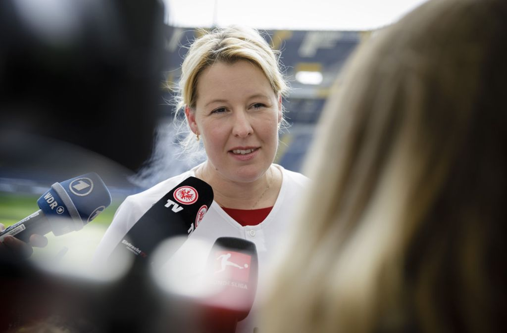 Familienministerin Franziska Giffey hat sich nach den Ausschreitungen in Chemnitz für ein Gesetz zur Demokratieförderung ausgesprochen. Foto: Getty Images