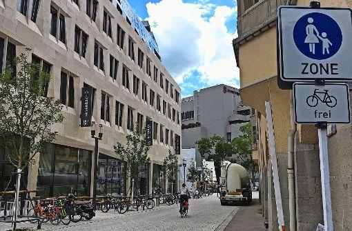 Stadt arbeitet an besseren Bedingungen für Radler