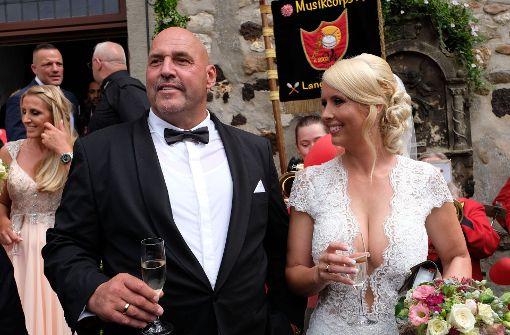 Rockerboss Frank Hanebuth heiratet