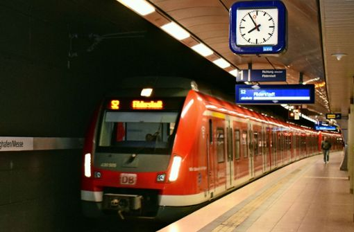 Fragen über Fragen zur S-Bahn-Sperrung