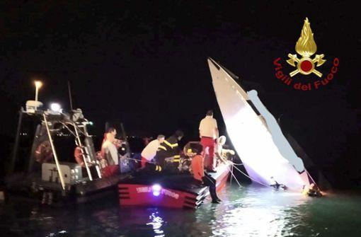 Rekordversuch mit Rennboot endet tödlich