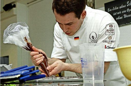 Chocolatier Kevin Kugel     zieht es nach Sindelfingen