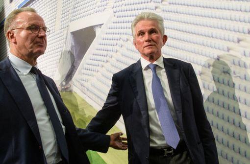 Auch Rummenigge will Heynckes halten