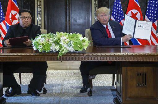 Nordkorea will nuklear abrüsten