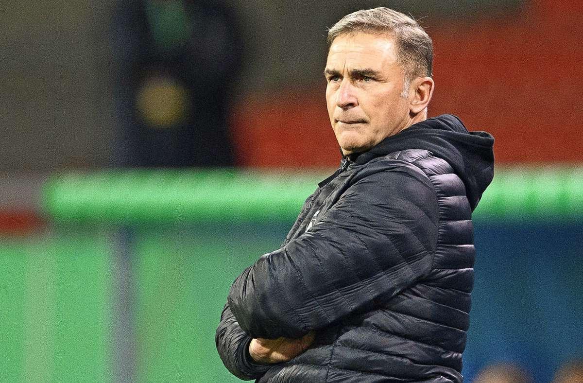 U-21-Bundestrainer Stefan Kuntz ist ein großer Musikfan, ganz besonders steht er auf Sadé und die Band America. Foto: dpa/Swen Pförtner