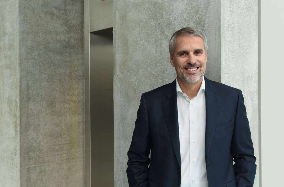Seit 2009 Daimler-Vorstand: Wilfried Porth Foto: Daimler AG/Daimler AG - Global Business Com
