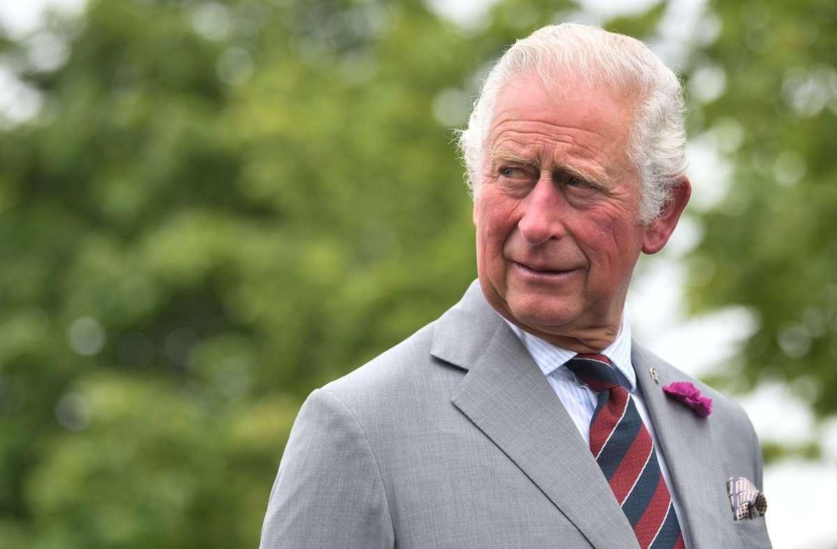 Prinz Charles wünscht sich Konstruktive statt destruktive Klimademonstrationen. Foto: dpa/Matthew Horwood